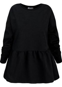 Lekka bluza z falbaną Kafrim.pl kafrim.pl - kod rabatowy