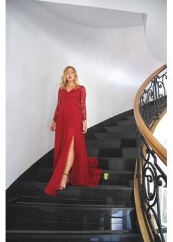 Elegancka suknia wieczorowa Ewa Rokado Rokado - kod rabatowy