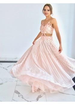Suknia balowa Szeherezada Różowa Rokado Rokado - kod rabatowy