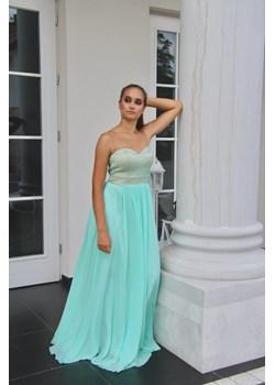 Sukienka koktajlowa Kalina Mięta Rokado Rokado - kod rabatowy