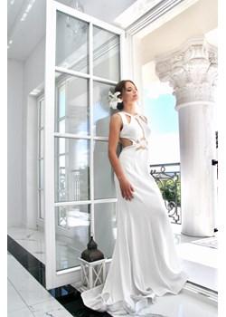 Suknia ślubna Irmina Biała Rokado Rokado - kod rabatowy