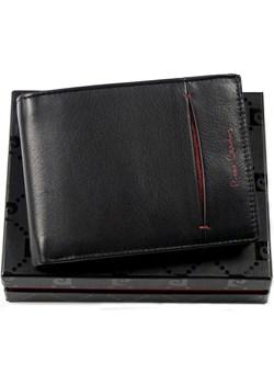 Portfel męski skórzany Pierre Cardin TILAK 07 8806 B Pierre Cardin czarny Galmark - kod rabatowy