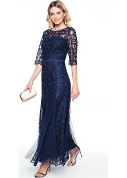 Wieczorowa suknia koronkowa Potis & Verso SEQUINES Potis & Verso Eye For Fashion okazja - kod rabatowy