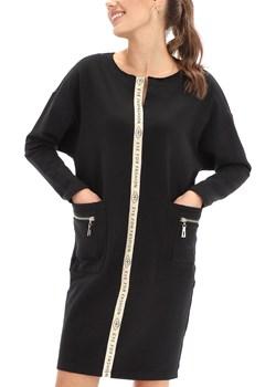 Kimonowa sukienka z kieszeniami Eye For Fashion LYRIC Eye For Fashion Eye For Fashion - kod rabatowy