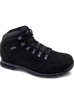 Buty ocieplane ze skóry naturalnej LCJ-20-01-011 Lee Cooper promocja Lee Cooper - kod rabatowy