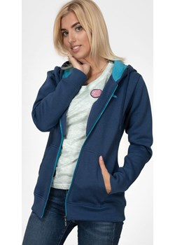 Rozpinana bluza z kapturem AMELIA 9651 BLUE Lee Cooper okazyjna cena Lee Cooper - kod rabatowy