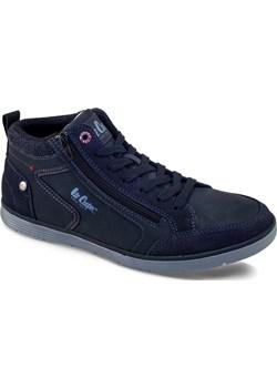 Buty w miejskim stylu z zamkiem LCJ-20-29-052B Lee Cooper wyprzedaż Lee Cooper - kod rabatowy