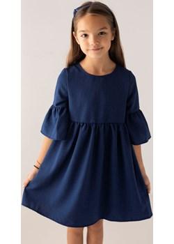Granatowa sukienka dla dziewczynki 110 Jesień/Zima Myprincess / Lily Grey MKA GROUP - kod rabatowy