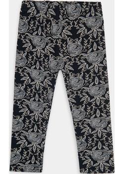 Czarne legginsy dla dziewczynki z haftem 98 Myprincess / Lily Grey okazja MKA GROUP - kod rabatowy