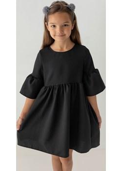 Czarna sukienka dla dziewczynki 110 Jesień/Zima Myprincess / Lily Grey MKA GROUP wyprzedaż - kod rabatowy