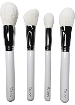 Zestaw pędzli do twarzy Ab Products Sp. Z O.o. IUNO Cosmetics okazja - kod rabatowy