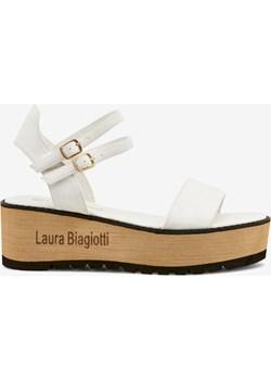 Laura Biagiotti 621_NABUK_WHITE 40 Laura Biagiotti Gerris - kod rabatowy