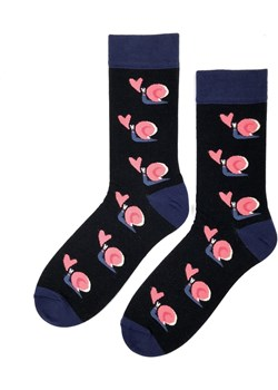 Skarpetki kolorowe wesołe ślimaki Regina Socks Estera Shop - kod rabatowy