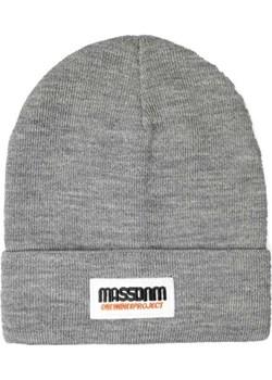 Czapka zimowa Mass Denim Worker Beanie szara Mass Denim okazyjna cena shop.massdnm.com - kod rabatowy