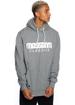 Bluza Mass Denim Sweatshirt Hoody Classics jasnoszara Mass Denim okazyjna cena shop.massdnm.com - kod rabatowy