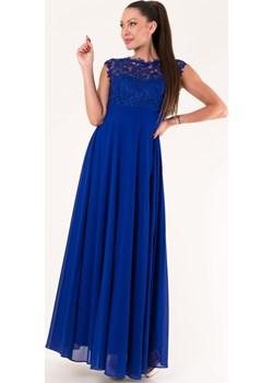 Sukienka Model 18489 Cobalt Yournewstyle ajstyle.pl - kod rabatowy