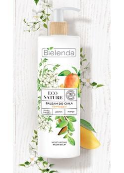 ECO NATURE - Śliwka kakadu + Jaśmin + Mango - balsam nawilżający do ciała 400 ml Bielenda okazja Bielenda - kod rabatowy