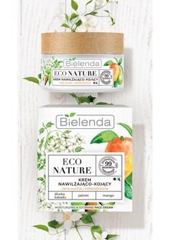 ECO NATURE - Śliwka kakadu + Jaśmin + Mango - krem nawilżająco-kojący, 50 ml Bielenda okazyjna cena Bielenda - kod rabatowy