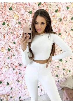 KOMPLET ZANYA SET WHITE Yasmin Boutique - kod rabatowy