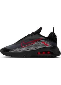 Buty męskie Nike Air Max 2090 - Czerń Nike Nike poland - kod rabatowy