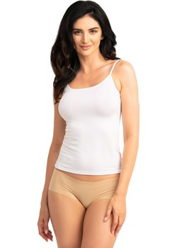 Benita koszulka biały Gorteks Świat Bielizny - kod rabatowy