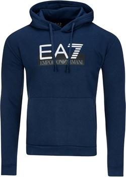 Bluza męska Emporio Armani EA7 Navy zantalo.pl - kod rabatowy