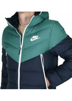 Puchowa Zimowa Kurtka Męska Nike Down Fill CU0225-361 Kolorowe S Nike an-sport - kod rabatowy