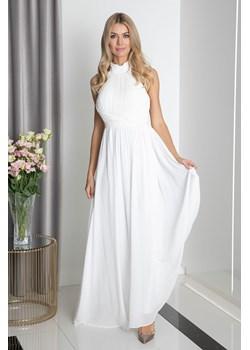 Sukienka EVE maxi white Maravilla Boutique Maravilla Boutique  - kod rabatowy