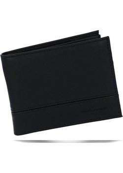 Klasyczny Portfel Męski firmy David Jones Czarny (kolory) David Jones PaniTorbalska - kod rabatowy