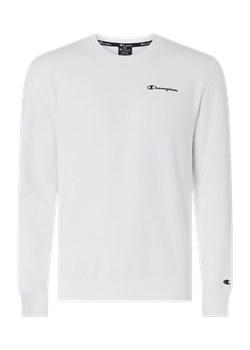 Bluza z nadrukiem z logo Champion okazja Peek&Cloppenburg  - kod rabatowy