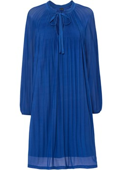 Sukienka plisowana   bonprix bonprix - Allani - kod rabatowy