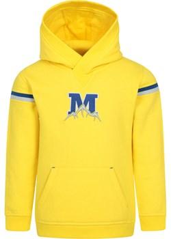 Panelled - bluza z kapturem dziecięca Mountain Warehouse okazja Mountain Warehouse - kod rabatowy