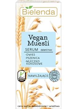 VEGAN MUESLI Serum nawilżające, owies + pszenica + mleczko kokosowe, 30 ml Bielenda Bielenda - kod rabatowy