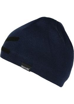 Męska ciepła czapka zimowa REGATTA Brevis granatowa - L/XL Develop-free wyprzedaż Aktywnyturysta.pl - kod rabatowy