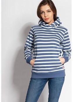 Bluza z kapturem ESTHER 9608 WHITE Lee Cooper Lee Cooper - kod rabatowy