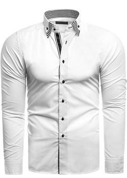 Koszula męska długi rękaw TR04 2 Risardi Risardi okazja - kod rabatowy