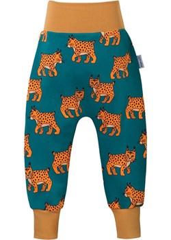 Spodnie softshell rysie  80/86 Mamaiti Mamaiti - kod rabatowy