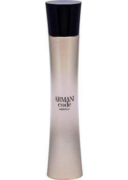 Giorgio Armani Code Absolu Woda Perfumowana 75Ml Giorgio Armani mania-perfum,pl promocyjna cena - kod rabatowy