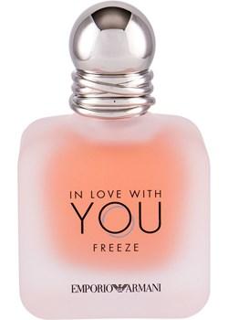 Giorgio Armani Emporio Armani In Love With You Freeze Woda Perfumowana 50Ml Giorgio Armani mania-perfum,pl - kod rabatowy