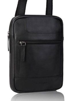 Skórzana torba vintage męska na ramię betlewski tbs-303 dddm czarna - betlewski GENTLE-MAN - kod rabatowy