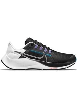 Nike Air Zoom Pegasus 38 (GS) Młodzieżowe Czarne (CZ4178-015) Nike Worldbox - kod rabatowy