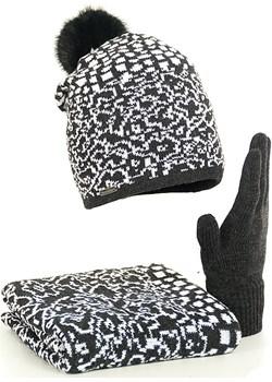 Czapka komin rękawiczki Amaltea AMALTEA - kod rabatowy