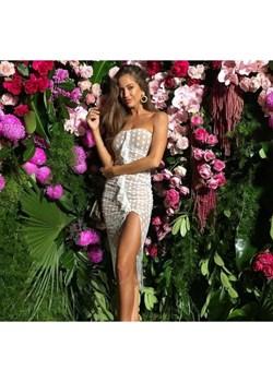 Sukienka Monica Nude_setshop promocja Nude_setshop - kod rabatowy