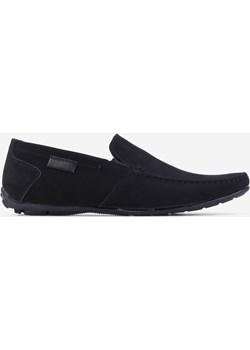 Mokasyny czarne Chastain Yourshoes YourShoes - kod rabatowy