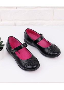 Balerinki czarne Sowle Yourshoes okazyjna cena YourShoes - kod rabatowy