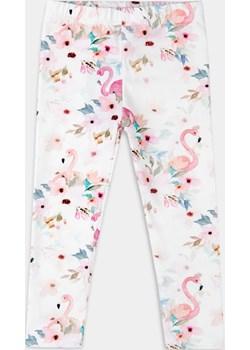 Leginsy dla dziewczynki we flamingi 98 Myprincess / Lily Grey MKA GROUP - kod rabatowy