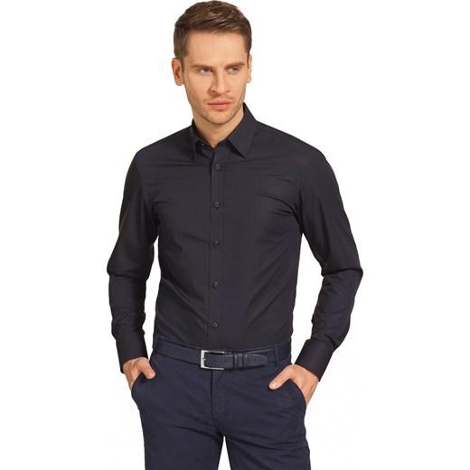 73ab4811193488 Koszula Lambert wolczanka szary koszule w Domodi