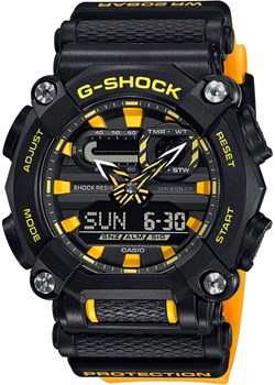 Zegarek męski Casio G-SHOCK GA-900A-1A9ER Casio alleTime.pl - kod rabatowy