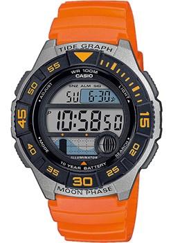 Zegarek męski Casio WS-1100H-4AVEF Casio alleTime.pl - kod rabatowy