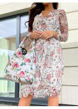 Sukienka Tiffany white Versada wyprzedaż Versada - kod rabatowy